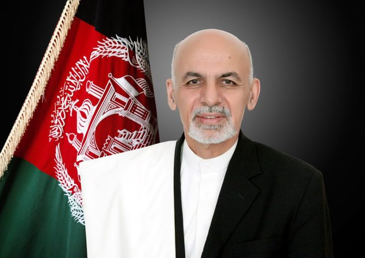 President Ashraf Ghani of Afghanistan