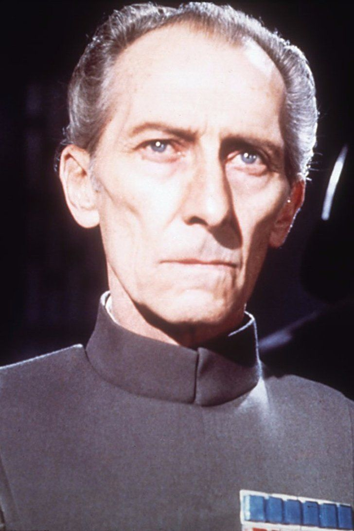 How Did Star Wars Re-Create Peter Cushing For Rogue One, 20 Years After His Death?