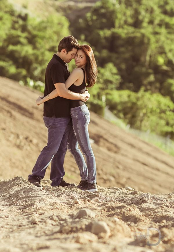 Celebrity Engagement Shoot: Toni Gonzaga and Paul Soriano by Pat Dy | http://brideandbreakfast.ph/2015/06/16/toni-gonzaga-paul-soriano-pat-dy-engagement/