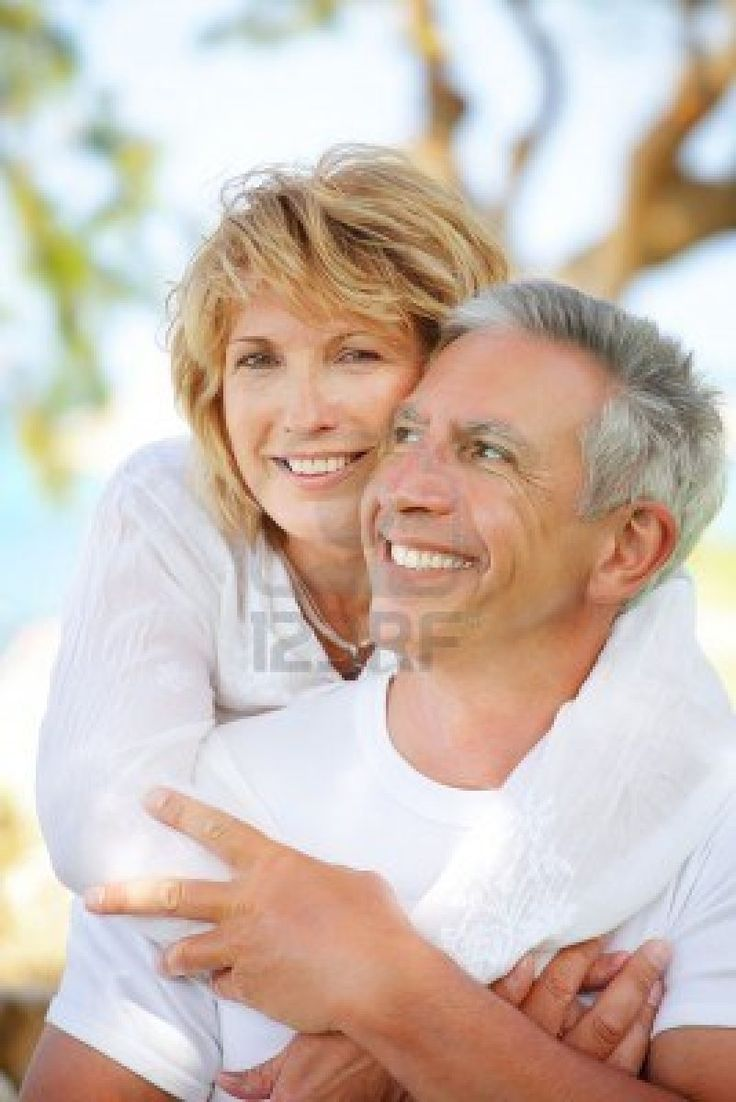 Close-up Portrait Of A Mature Couple Smiling And Embracing. Royalty Free Stock Photo, Pictures, Images And Stock Photography. Image 7172535.