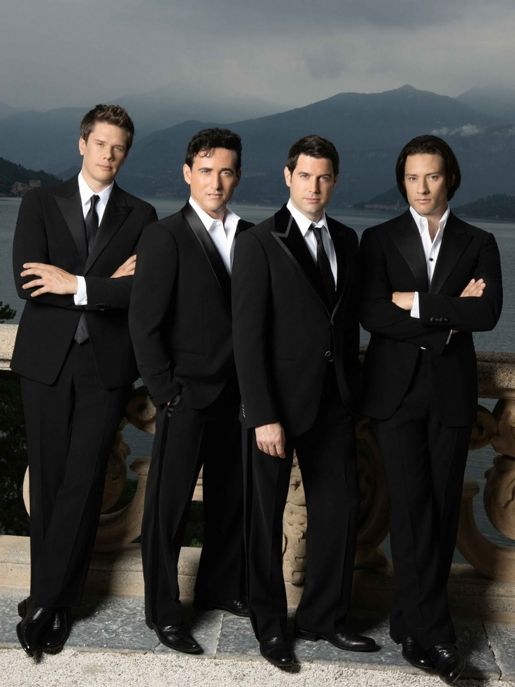 Il divo i want to hear il divo live in concert a taste for El divo youtube