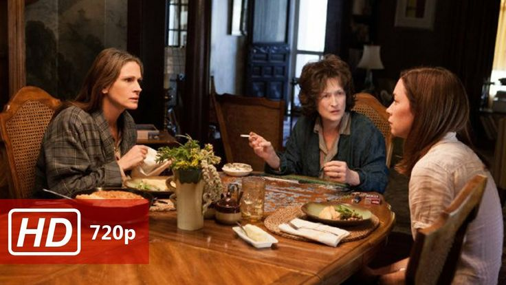 Julia Roberts in August: Osage County (2013) Full Movie HD