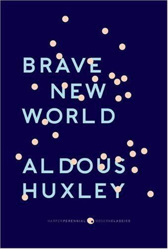 """Brave New World"" (1932) by Aldous Huxley.   This book should not have a movie because it can make you travel into a future society with your own imagination. However, the future is not an obstacle, because the reader can think carefully about the present."