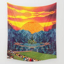 Parque del Sol  Wall Tapestry