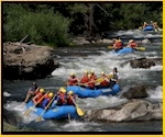 Clear Creek Rafting, Idaho Springs, CO