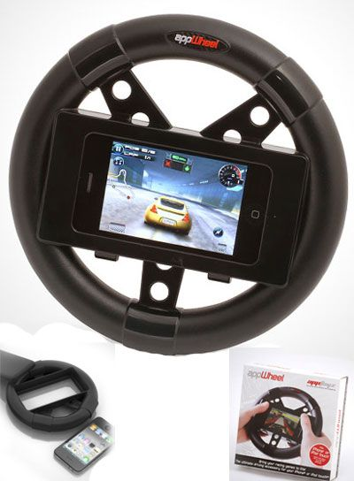 AppWheel - iphone game - ipod touch game