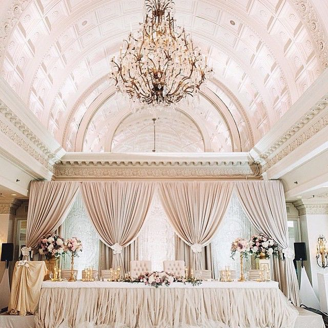 Beautiful Wedding Reception | King Edward Hotel #mangostudios