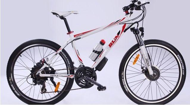 Rower elektryczny TrybEcoTerra - dla aktywnych i poszukiwaczy przygód.