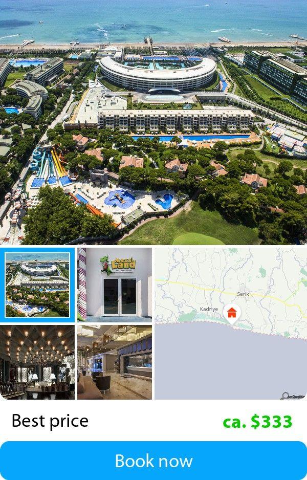 Maxx Royal Belek Golf Resort (Belek, Turkey) – Book this hotel at the cheapest price on sefibo.
