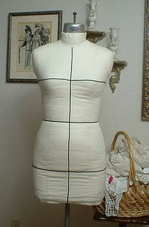 Three part series on creating a beautiful custom dress form.