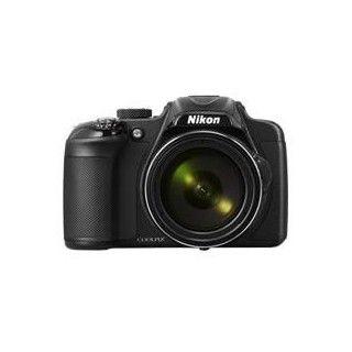 KIT CAMARA DIGITAL NIKON COOLPIX P600 NEGRO 16MP ZO 60X FULL HD 3' LITIO/ GPS/ WIFI + ESTUCHE + LIBRO Precio: 427,54