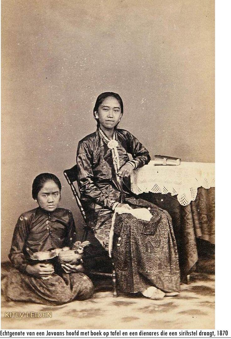 Indonesia ~ Java, 1870