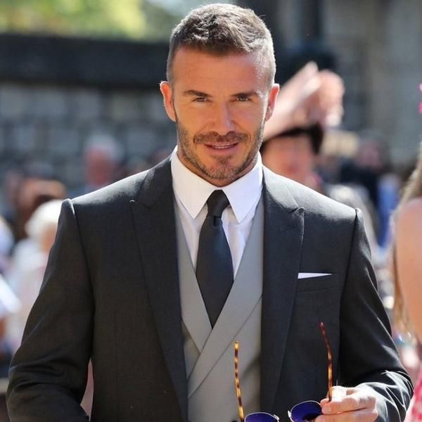 The Best Grooming Looks From The Royal Wedding David Beckham Hairstyle Mens Spring Fashion Men Fashion Casual Fall