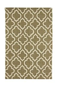 GEO PRINTED COTTON 120X180CM RUG ALSO IN BLUE (R299.99)
