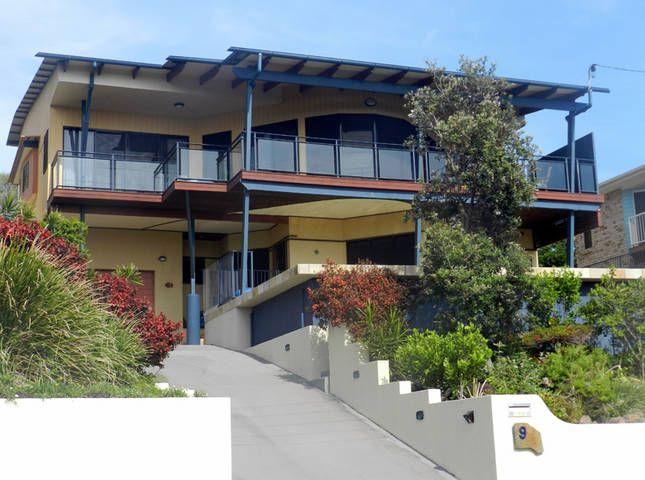Luxury Beach House with sea views, a Peregian Beach House | Stayz