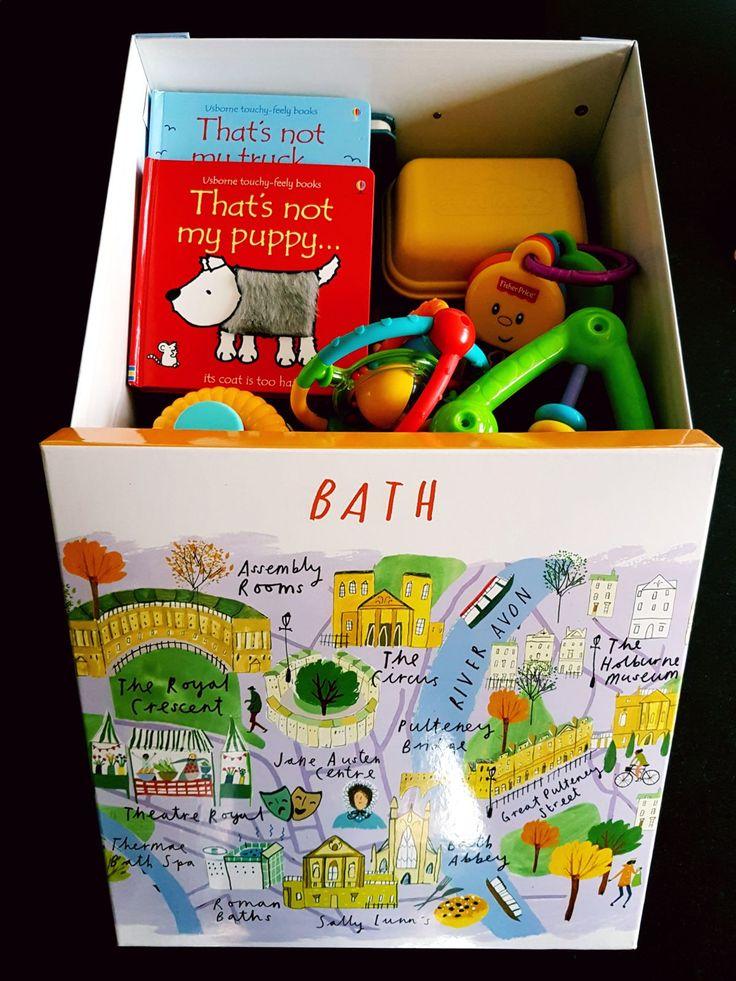 Baby equipment hire, toy hire, Bath, Bristol, UK