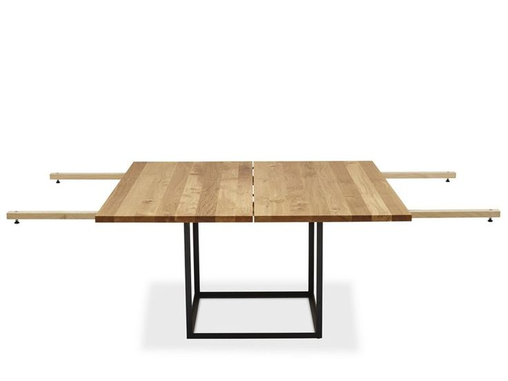 17 meilleures id es propos de table extensible sur for Table carree 70x70 extensible