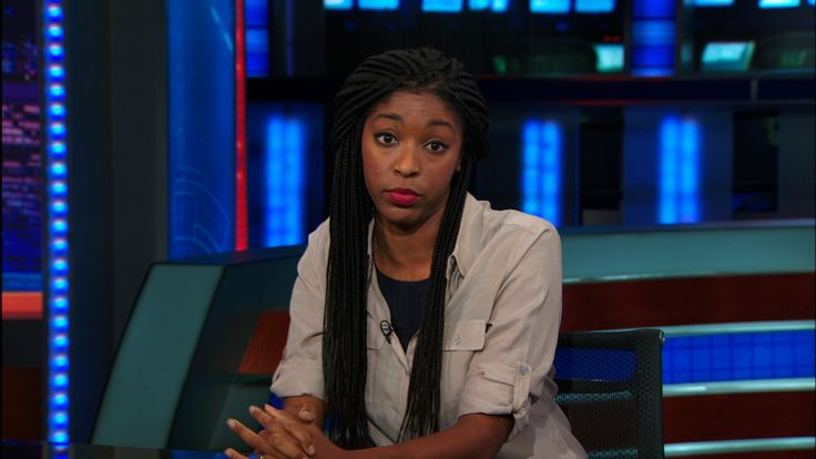Jessica Williams: I'm Not Replacing Jon Stewart As 'Daily Show' Host