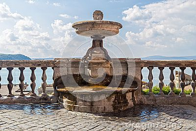 Fontana della Terra - Anguillara Sabazia (Italy)