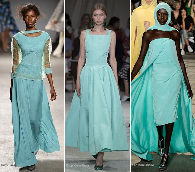 Ms Cosmo: Τα 10 TOP χρώματα που θα φορεθούν την Άνοιξη-Καλοκαίρι 2016!