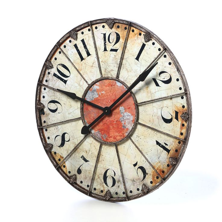 "Oversized 29"" Ellsworth Wall Clock"