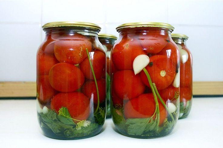 Самые лучшие маринованные помидоры. Пошаговый рецепт с фото - Ботаничка.ru