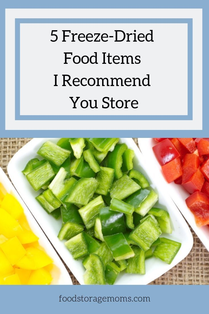 One Of My Secrets To Saving Money On My Grocery Bill Is This List Of 5 Freeze Dried Food I Freeze Drying Food Freeze Dried Food Storage Freeze Dried Vegetables
