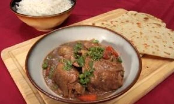 Appehtite - Mild Slow Cooker Chicken Curry