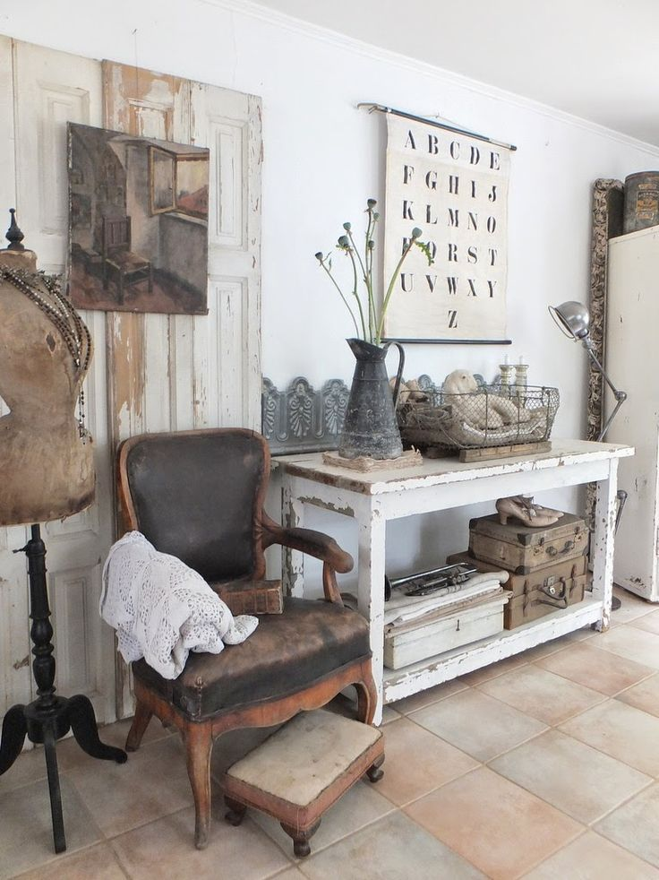French Nordic Shabby Vintagevintage Home Decorvintage