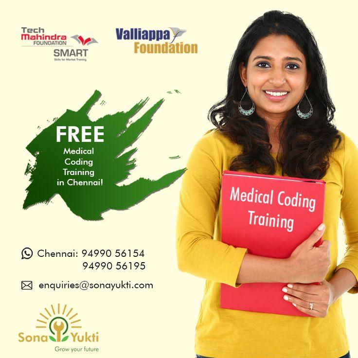 Free Medical Coding Training at Chennai Coding training