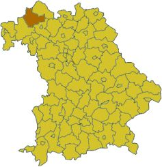Bad Kissingen (district) - Wikipedia, the free encyclopedia