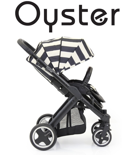 Oyster Vogue Humbug from BabyStyle #stroller #pushchair #vogue #baby #style