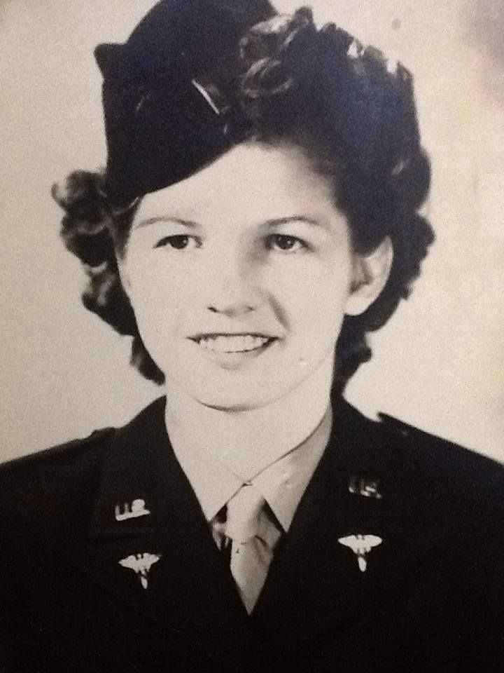 My Aunt Mary - WWII