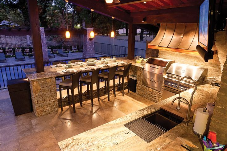ultimate outdoor kitchens and entertaining  Outdoor