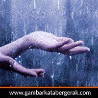 DP BBM Bergerak Air Hujan