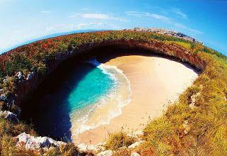 I'd like to find this Hidden Beach, Puerto Vallarta, Mexico