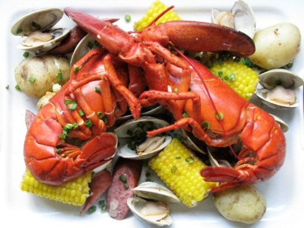 Lobster Boil Recipe
