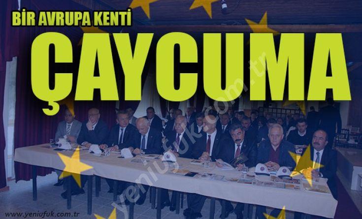 İç Anadolu Belediyeler Birliği şubat ayı encümen toplantısı nedeniyle Çaycuma 13 belediye başkanı ağırladı. İlçeye gelen başkanlar, Çaycuma'daki gelişmeye hayran kaldıklarını belirtti.