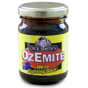 Ozemite - the new Vegemite | Dick Smith Foods