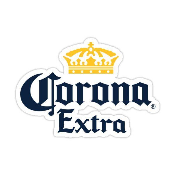 Corona Sticker By Plove526 Corona Drink Drink Stickers Corona Beer Cake