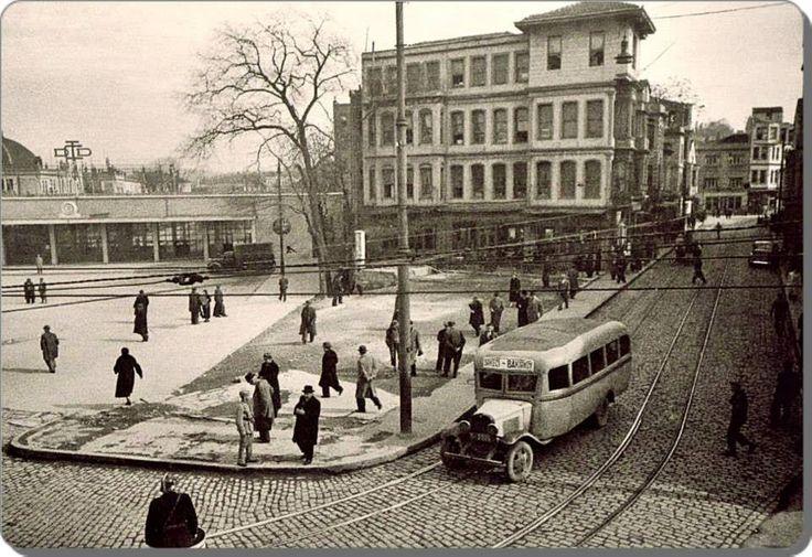 Sirkeci - 1950 ler...