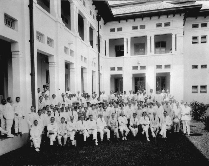Medical University builing in Weltevreden, 1937