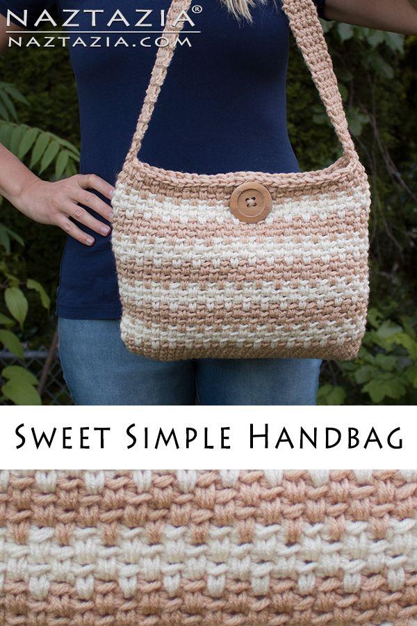 Crochet Handbags Patterns Bag