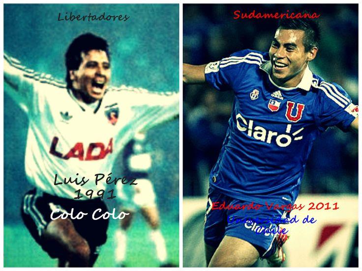 Desafío encuesta Colo Colo (1991) vs Universidad de Chile (2011)