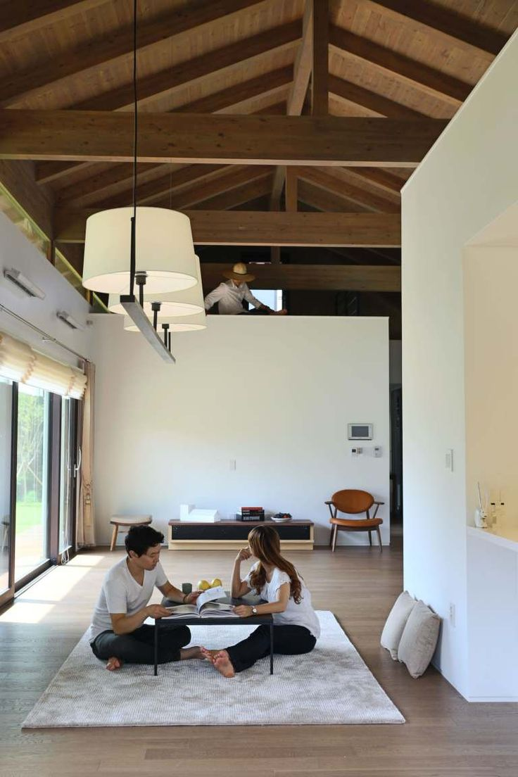 House design korean style - These Traditional Korean Homes Received A Modern Makeover Nonagon Style