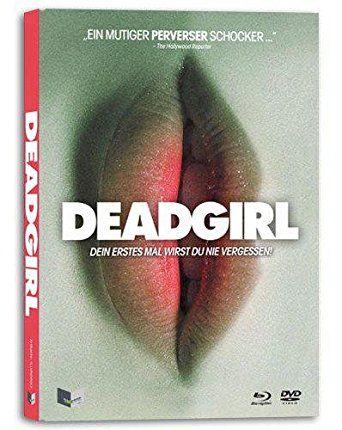 BOX-DVD+BR - DEADGIRL - Limite Mediabook - Ungeschnitten / Uncut (Deutsche Auflage) - Bluray