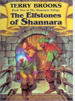 Shannara Reading Order | The Elfstones of Shannara (Shannara Series #2) by Terry Brooks ...