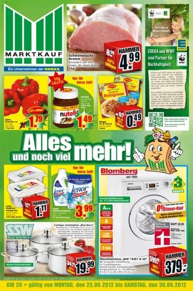 Marktkauf Angebote KW26