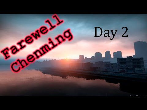 Left 4 dead 2 - Farewell chenming Day 2 - Need to find gas!