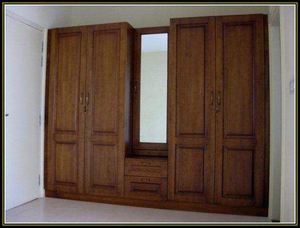 Countertops Wooden Wardrobe Closets Big Design Plus Mirror